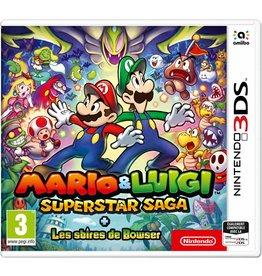 NINTENDO Mario & Luigi Superstar Saga + Les sbires de Bowser