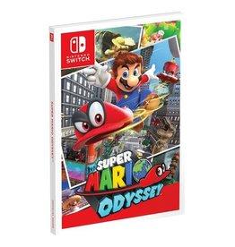 PRIMA Super Mario Odyssey : Guide Edition Simple