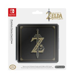 POWER A Nintendo Switch Game Card Case - Z symbol