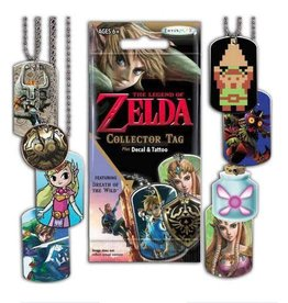 ENTERPLAY Legend of Zelda Collector Tag Fun Pack