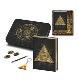 Legend of Zelda set papeterie Premium Triforce