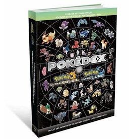 THE POKEMON COMPANY Guide Pokemon - Pokedex Ultra-soleil Et Ultra-lune