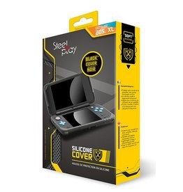 Steelplay - Silicone Case - Black (2dsxl)