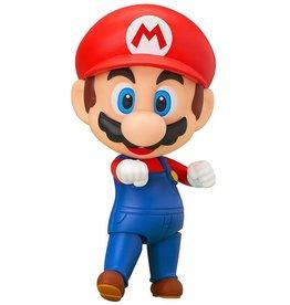 GOOD SMILE COMPANY Super Mario Bros. Nendoroid figurine Mario 10 cm