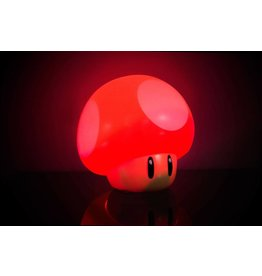 PALADONE Super Mario veilleuse sonore Mushroom 12 cm