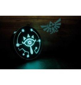 PALADONE Legend of Zelda Breath of the Wild lampe Sheikah Eye 20 cm