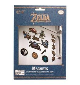 PALADONE Legend of Zelda Breath of the Wild pack aimants