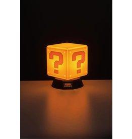 PALADONE Super Mario veilleuse 3D Question Block 10 cm