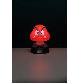 PALADONE Super Mario veilleuse 3D Goomba 10 cm
