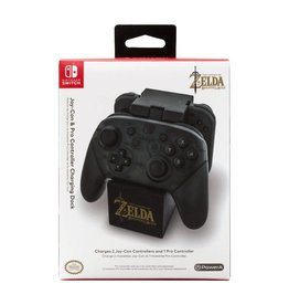POWER A Nintendo Switch Pro Controller Charging Dock - ZELDA