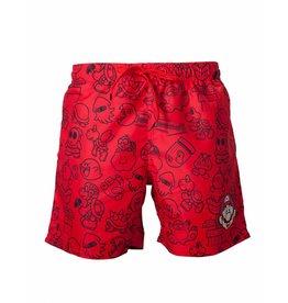 BIOWORLD Super Mario Bros - Short De Bain - Red Mario