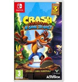 ACTIVISION Crash Bandicoot N'sane Trilogy Switch