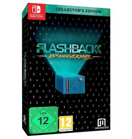 Flashback 25th Anniversary Limited Edition Switch