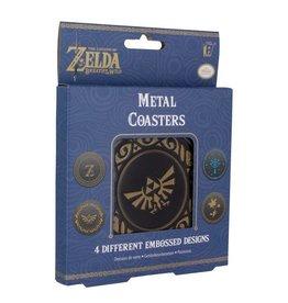 PALADONE Legend of Zelda Breath of the Wild pack 4 sous-verres