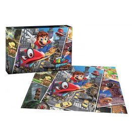 USAOPOLY Super Mario Odyssey Puzzle Snapshots