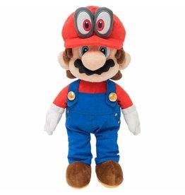 SANEI Super Mario Odyssey Peluche Premium Mario 40cm
