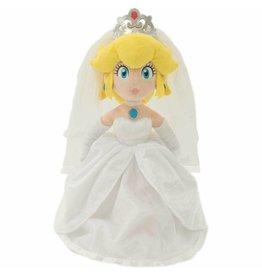 SANEI Super Mario Odyssey Peluche Premium Peach Wedding 40cm