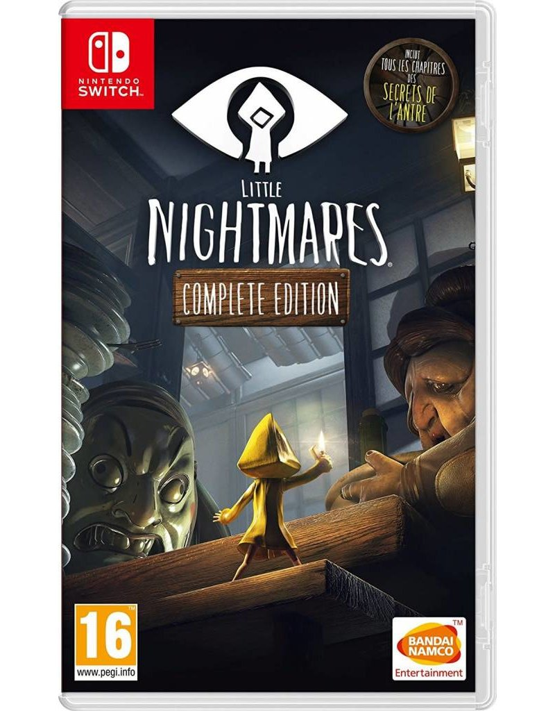 BANDAI NAMCO Little Nightmares Complete Edition