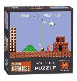 USAOPOLY Super Mario Bros. Puzzle World 1-1