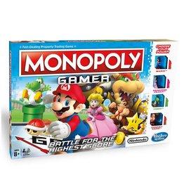 HASBRO Monopoly Gamer Mario Edition