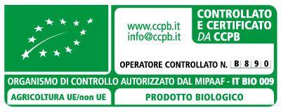 Pastificio Antilia Fusilli Bio Curcuma-350gr