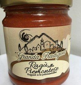 Granda Tradizioni Ragu à la Piemontese