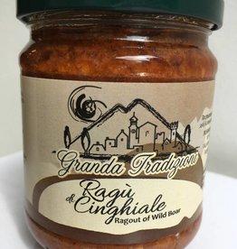 "Granda Tradizioni Sauce ""Ragu"" de sanglier"
