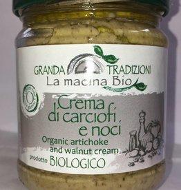 Granda Tradizioni Crème artichauts & noix Bio
