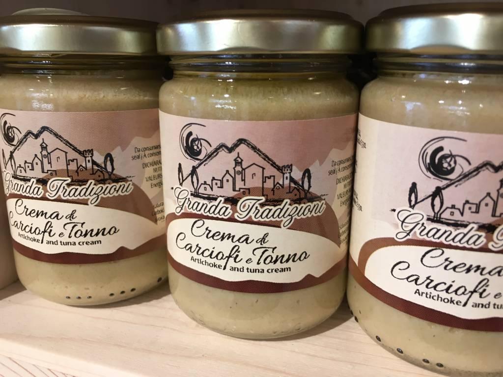 Granda Tradizioni Crème artichaut&  thon