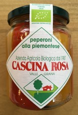 Cascina Rosa Poivrons à la Piemontese - peperoni amma Piemontese