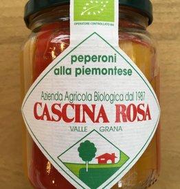 Cascina Rosa Poivrons à la Piemontese