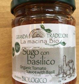 Granda Tradizioni Sauce tomates Bio au basilic