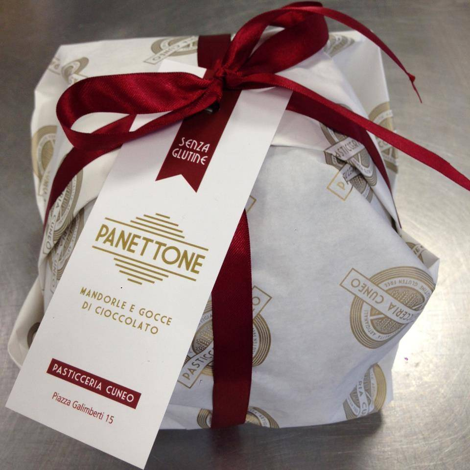Pasticceria di Cuneo Panettone artisanal sans gluten