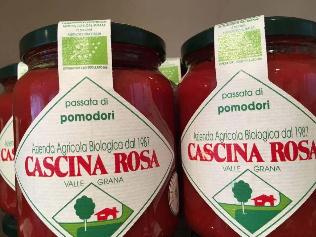 Cascina Rosa Passata de tomates Bio