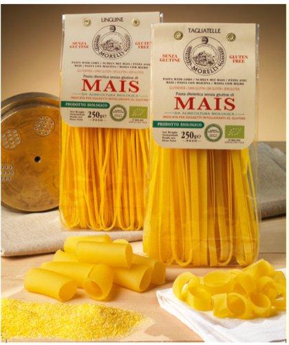 Antico Pastificio Morelli 1860 Spaghetti de maïs - sans gluten