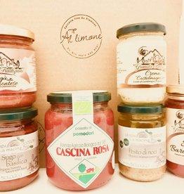 Al limone Pour ceux qui aiment les sauces traditionnelles pour pasta