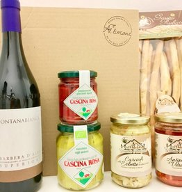 Al limone Colis : Pour ceux qui aiment l'apéro italien
