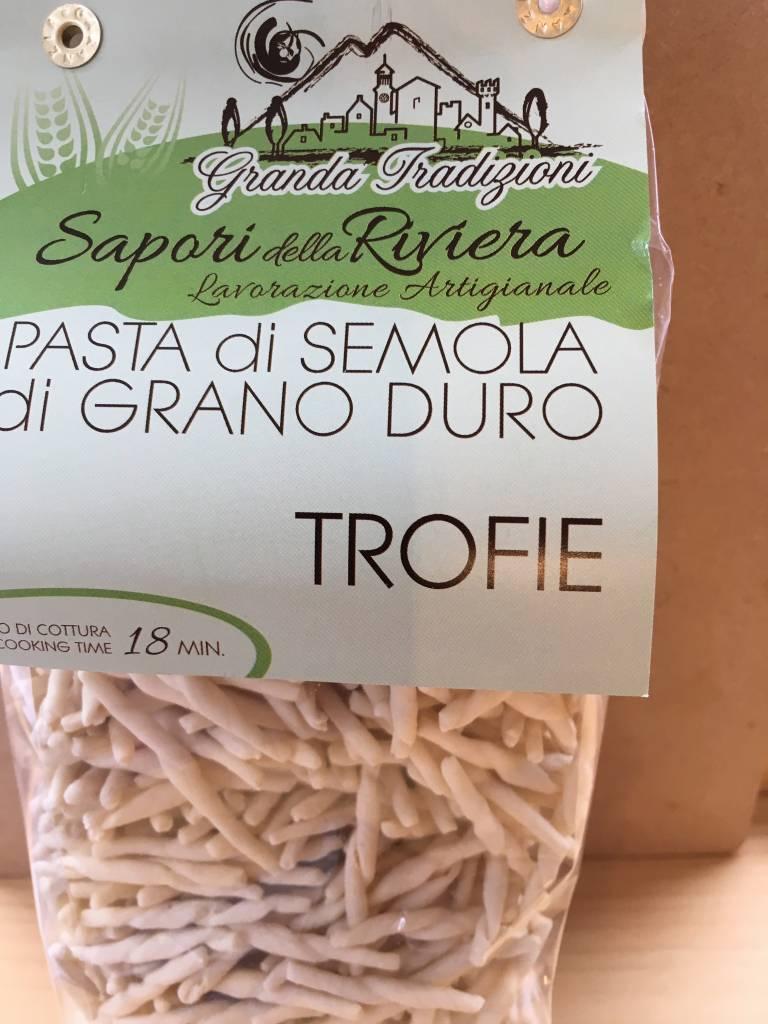 Granda Tradizioni Trofie (pasta à la semoule de blé dur)