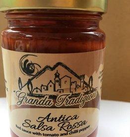 Granda Tradizioni Antica salsa rossa (aux tomates & piments)