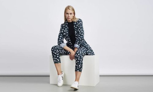 Women clothing from organic cotton