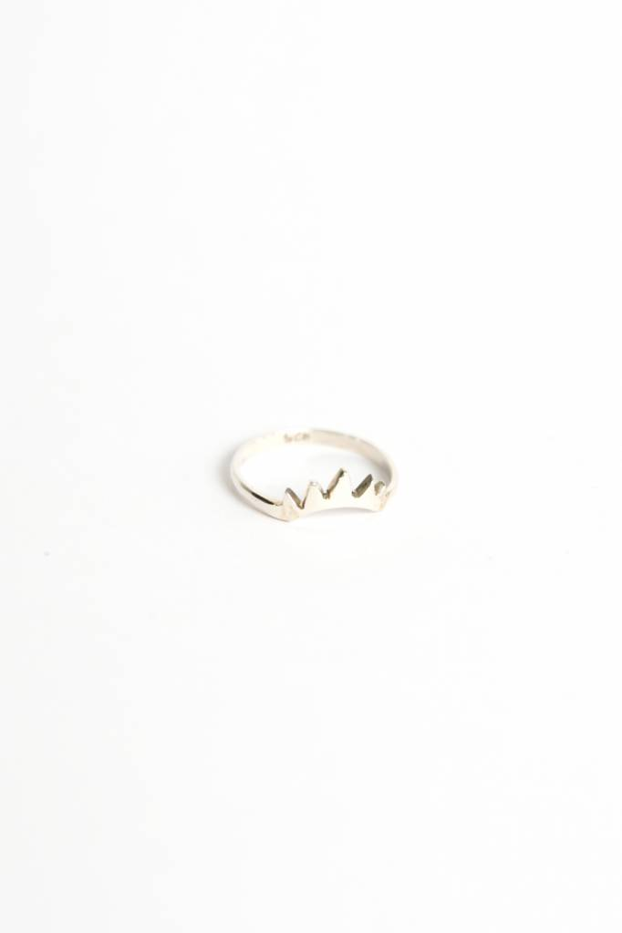 Wildthings Wildthings | Empire ring silver