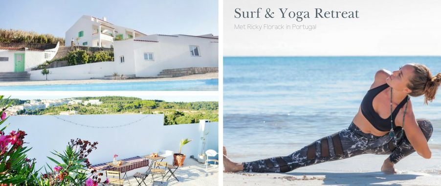 Yoga en Surf Retreat Ericeira , juni 2018 - Ga je met mij mee?