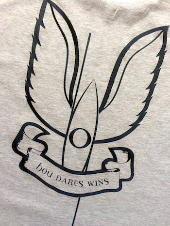 hōu Accessories hōu Dares Wins T-Shirt