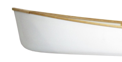 hōu Canoes hōu Armerlite Brooks 17 Family Open Canoe