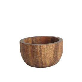 House Doctor eierdop acacia hout