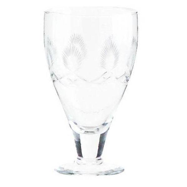 Madam Stoltz wijnglas met gravure