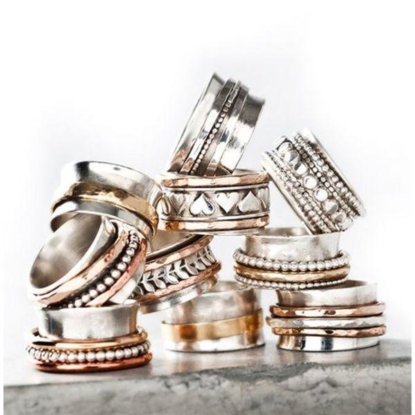 Floor&Tinus handgemaakte ringen
