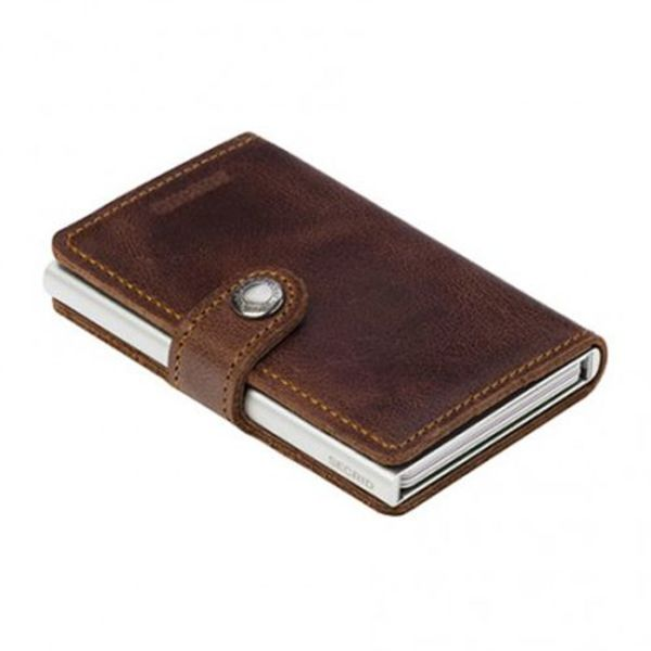 Secrid cardprotector vintage brown