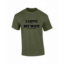 House of Carp Love my wife T-Shirt
