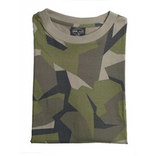 House of Carp T-shirt Swedish Camo